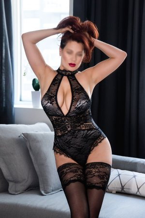 Lily-fleur erotic massage in Forest VA