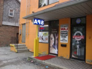Aelle massage parlor